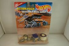 VINTAGE 1996 - NOS MATTEL - HOT WHEELS JPL SOJOURNER MARS ROVER - 3 PC SET - MIB