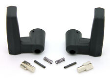 NEW Black Vent Window Handles Locks SET / FOR 1980-1996 Ford Truck Bronco Etc.