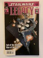 Star Wars: Legacy (2006) #8 - Newsstand Variant - 9.2 NM-  Dark Horse Comics