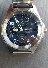 Men's  Seiko  V657-9039   R1  CHRONOGRAPH  WATCH