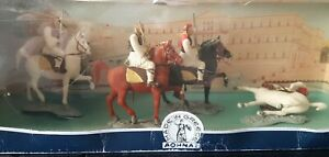 AOHNA ATHENA Evzone Cavalry Greek Toy Soldiers With Box