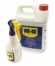 WD40 WITH APPLICATOR  5 LITRE SPRAY LUBRICATION AND GRIME REMOVAL CAR CARE 5L