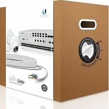 Ubiquiti Networks Uc-c6-cmr Cat6 White Networking Cable