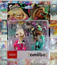 Amiibo Splatoon Off the Hook - Pearl and Marina Brand New Sealed Mint Condition