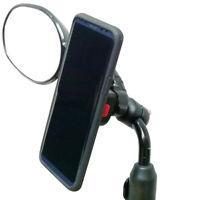 Kompakt Roller Spiegel Halterung & Tigra Hülle Für Samsung Galaxy S10e