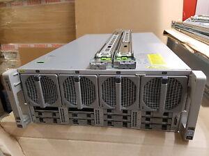 Cisco UCS C460 M4 CTO server with 4x Heatsink, 8x Memory Riser Board VAT inc. 3