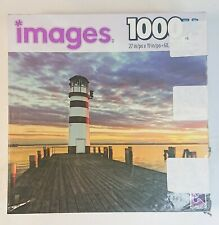 Sure-Lox Jigsaw Puzzle Lighthouse at Sunset 1000 Pieces 69x49cm