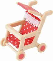 SYLVANIAN FAMILIES PUSHCHAIR PLAYSET KIDS TOY