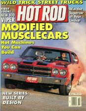 HOT ROD 1992 FEB - VIPER, FORD GT-40 MK-1, TURBO S-15