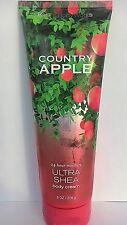BATH & BODY WORKS ULTRA SHEA BODY CREAM ~ COUNTRY APPLE ~ 8 oz