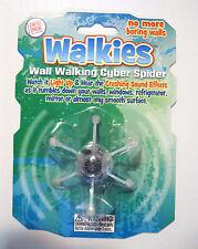 Wall Walking Spider Toy with Lights & Sound Effects Glass Breaking Joke Prank