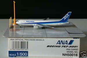 "Hogan Wings 500 All Nippon Airways ANA Cargo B767-300F ""ANA Cargo"" 1:500 NG"
