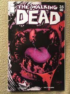 Walking Dead #35 NM+ 9.6