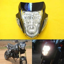 Black Streetfighter Headlight Signal For Yamaha FZR Fazor FZ6 FZ1 YZF R1 R6 600R