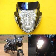 Black Streetfighter Headlight Signal For Yamaha FZR Fazor FZ6 FZ1 YZF R1 R6 600R