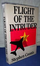 Flight of the Intruder by Stephen Coonts (1986 HC w/DJ 3rd Printing)