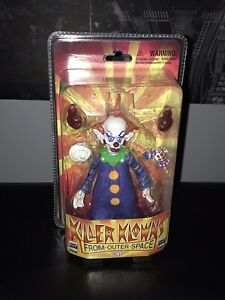 TINY Horror Figure SEALED Amok Time Monstarz Killer Klowns From Outer Space