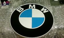"ARCADE ROOM OFFICE POOL ROOM SIGN X3 BMW X5  M6 I8 M3 BMW SIGN MANCAVE 18"" x 1"""