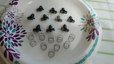 Commodore Vic 20 keyboard parts -- plungers and springs