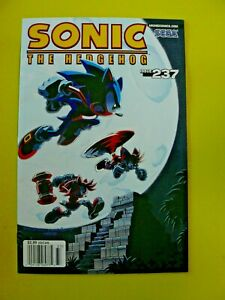 Sonic the Hedgehog #237 - Hunt for the Death Egg - Newsstand- VF - Archie Comics