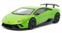 LAMBORGHINI HURACAN PERFORMANTE Bburago 1:43 Scale Model Diecast Toy Car Green