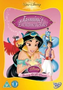 Jasmine's Enchanted Tale: Journey of a Princess DVD NEW & SEALED