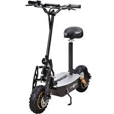 MotoTec 2000w 48v Electric Scooter Black