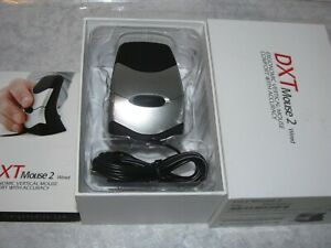 Kinesis DXT 2 Ergonomic Wired Optical Fingertip Vertical/Neutral Mouse PD7DXT