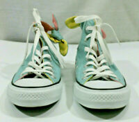 Converse Chuck Taylor All Star Women Shoes Eeyore High Top 1301 Blue Size 6