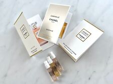 LOT CHANEL 3x1.5ml GABRIELLE, COCO MADEMOISELLE Intense PERFUME SAMPLES Carded