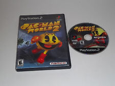 Pac-Man World 2 Sony Playstation 2 PS2 Game Disc w/ Case