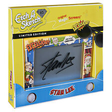 Etch A Sketch Stan Lee Excelsior Limited Edition 60th Drawing Toy Magic Screen