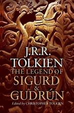 BRAND NEW - The Legend of Sigurd and Gudrún Gudrun Hardcover J.R.R. JRR Tolkien