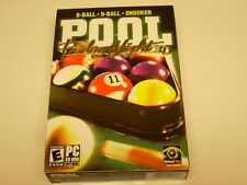 Friday Night 3D Pool (PC, 2003)