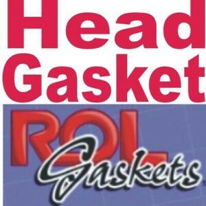 Head Gasket for Mercury Nissan 3.0 1985-1998 Rol brand HG33180