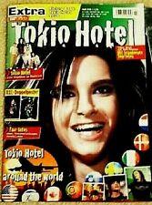 TOKIO HOTEL MAGAZINE PICTURE BOOK STARGUIDE POSTER 2008 NEW