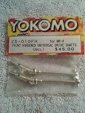 Yokomo MR4 front drive shafts