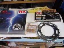 SUZUKI GSXR750 Y K1/K5 RK CHAIN AND SPROKET KIT