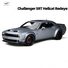 In Stock GT Spirit 1:18 Dodge Challenger SRT Hellcat Redeye Car Model W/Case