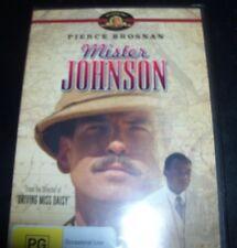 Mister Johnson (Pierce Brosnan) (Australia Region 4) DVD – New