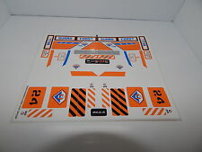 Lego Sticker for Set 7738 - (62850/4525652) Coast Guard Helicopter Life Raft #9