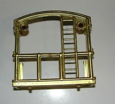 Lionel Brass Caboose End Rail Possibly G-Scale