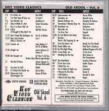 Promo only video classics: Old Skool v6 SWEET SENSATION KarynWhite SHANNON Shana