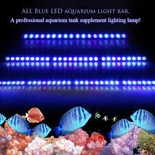 Led Aquarium Bar Light 54w/81w/108w 470nm Blue Spectrum Strip Light for Tank