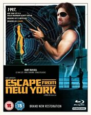NEW Escape From New York Blu-Ray (OPTBD4218)