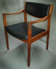 Vintage Gunlocke Mid Century Modern MCM Danish Style Arm Chair - 2419 USB - A