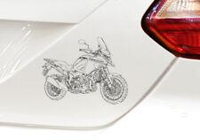 VFR Crosstourer 1200X Auto Motorrad Aufkleber Sticker VFR 1200X