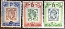 St Lucia 1960 Stamp Centenary MNH