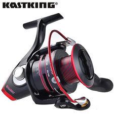 KastKing Sharky II Carbon Fiber Spinning Reel 19KG Drag Brass Gears Reel