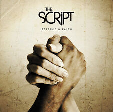Science & Faith (LP) - The Script (Legacy 180g Vinyl w/Download, 2016, Sony)